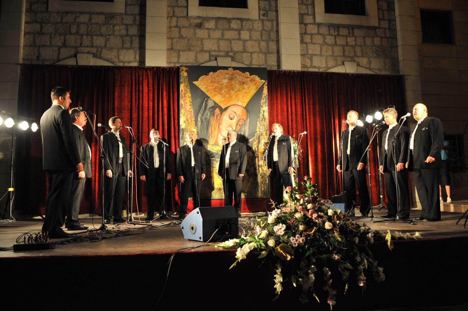 Održan koncert Klape Sinj i gostiju