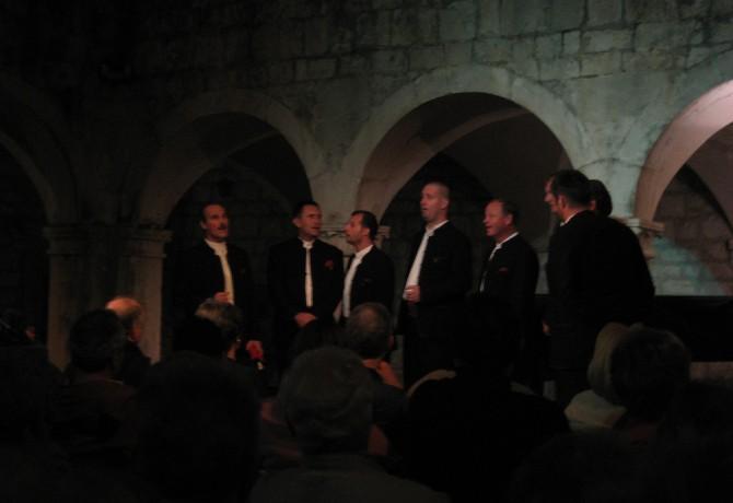 Maestro Čačija – dalmatinska klapska pisma