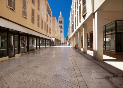 Zadar – Croatian Venice: kalelarga and barkajoli