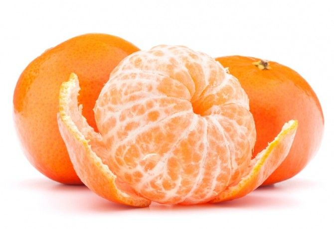 Mandarin – healthy fall citrus