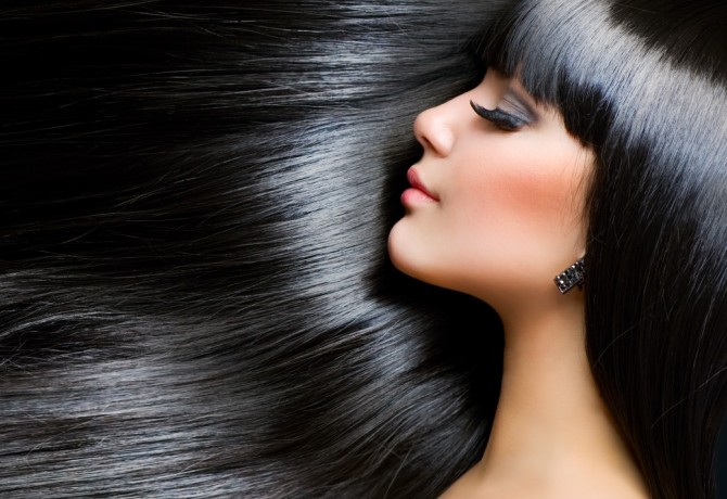 Eat your way to healthier hair