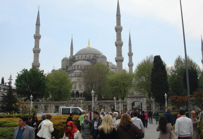 Istanbul – last station of Orient Express
