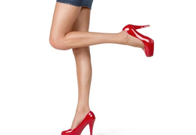 Women and their shoes…