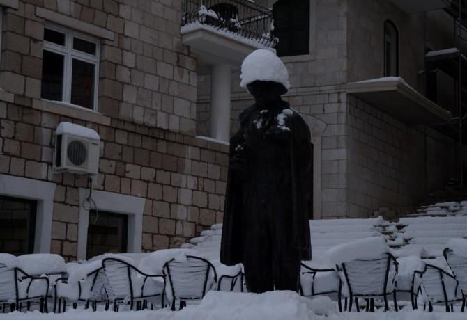 Stigla zima u Imotsku krajinu…