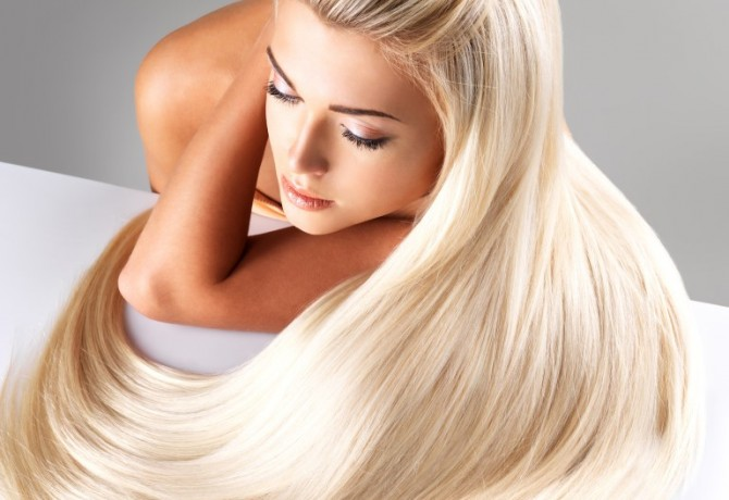 How to repair severely damaged hair