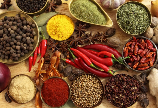 Spice cures