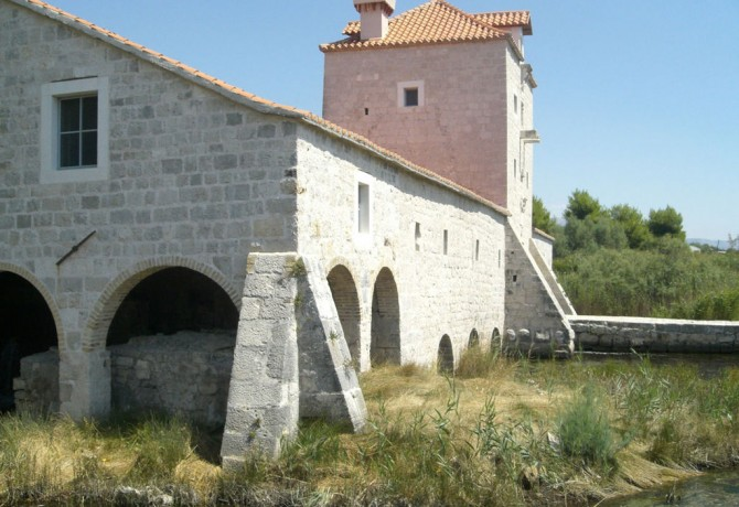 Pantan Watermill, where nature and history become one
