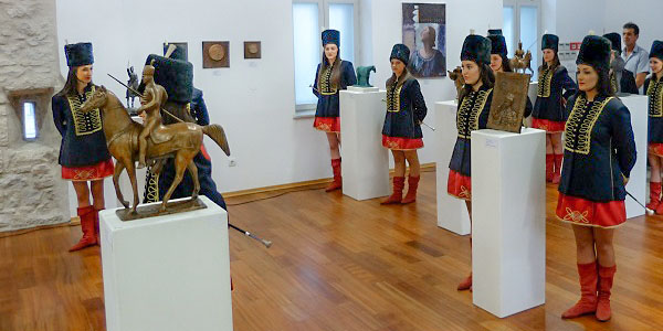 Kolonija Galerije Plamenac