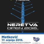 Regata Neretva Open 2016.