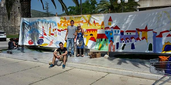 Trogirski umjetnici