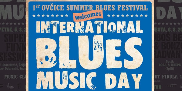 Blues Music Day