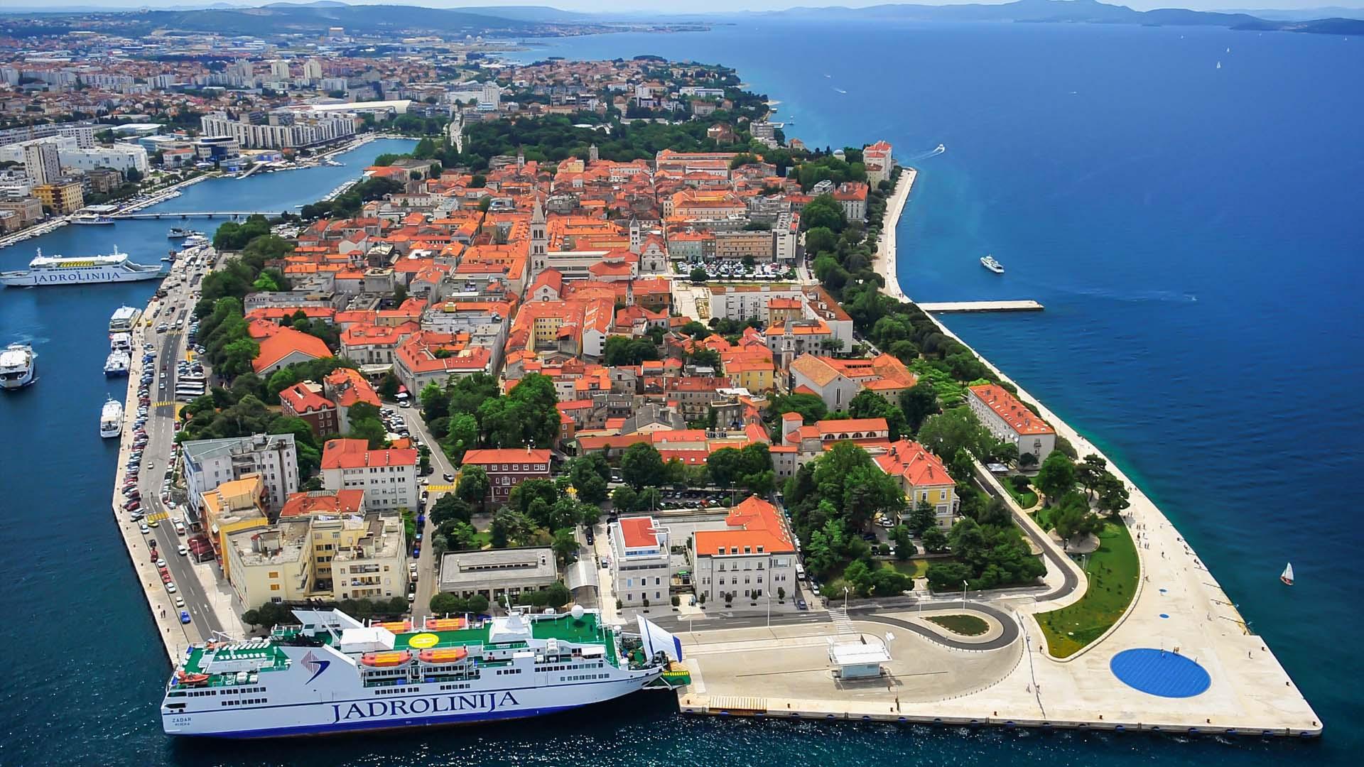 Zadar ljubi klape