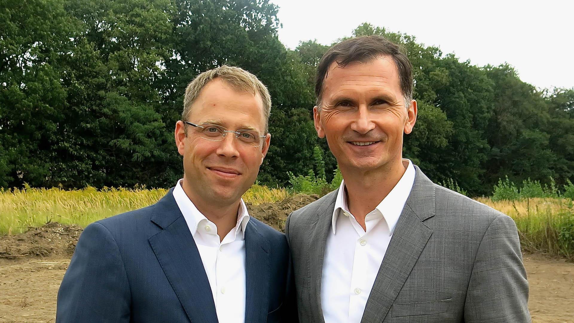 Prof. dr. Dragan Primorac i senator Mario Czaja