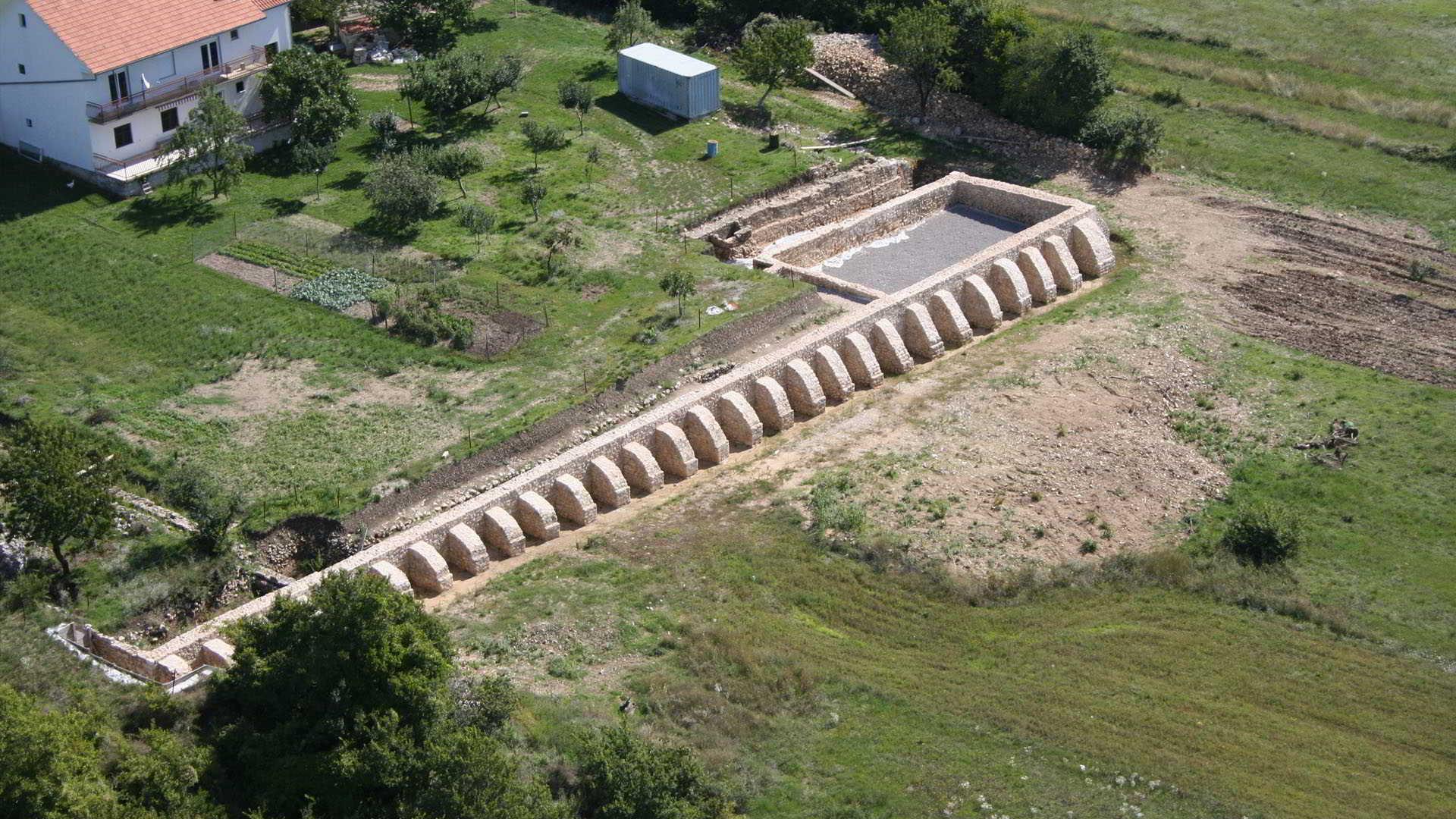 dva desetljeća arheoloških istraživanja