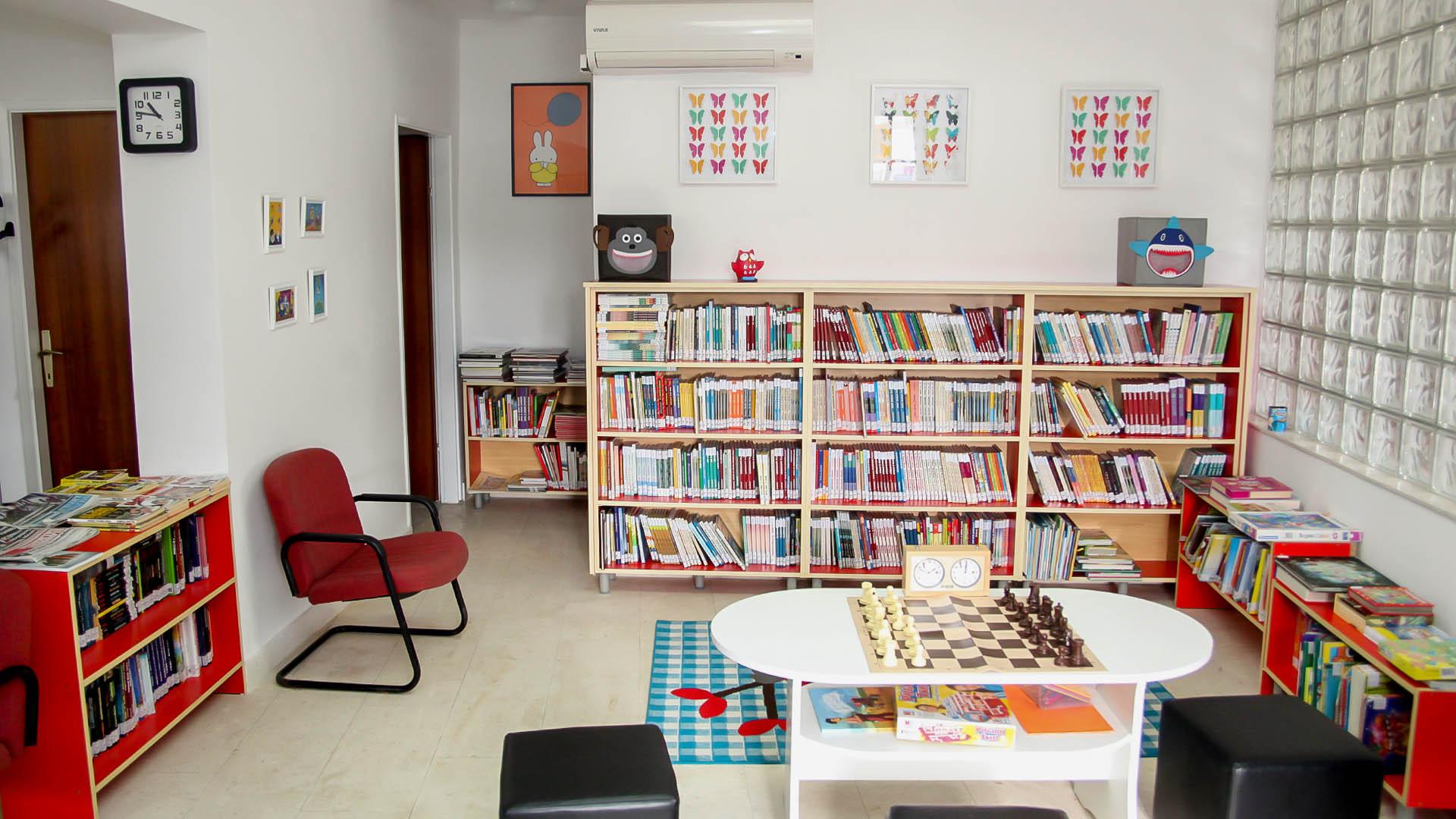 Gradska knjižnica Solin
