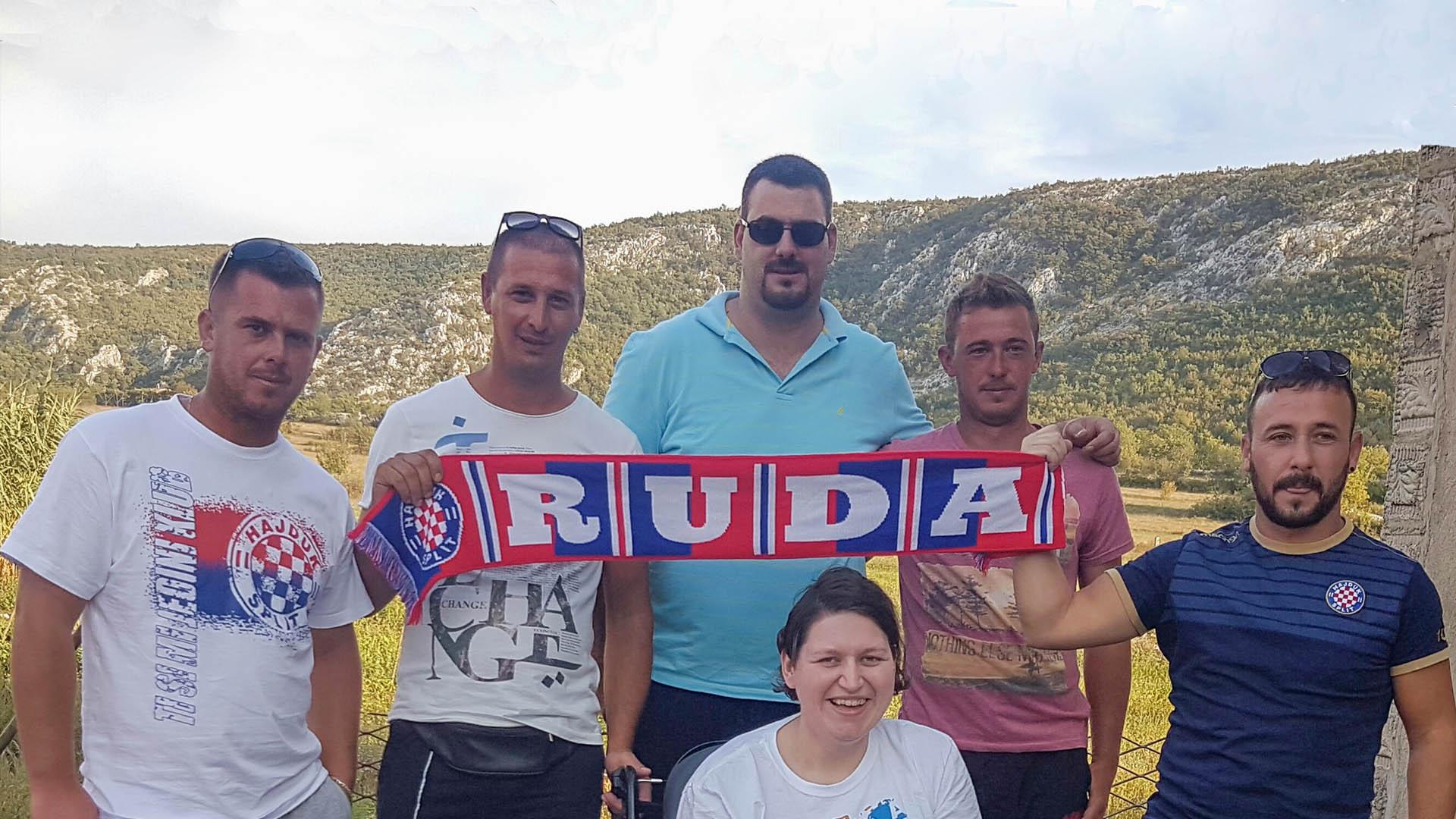 """""""Navijači Hajduka"""""""