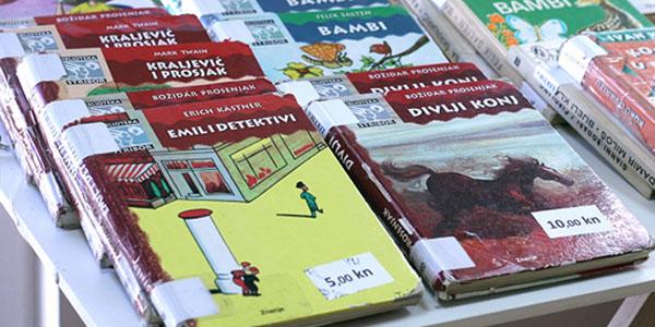 hrvatske knjige