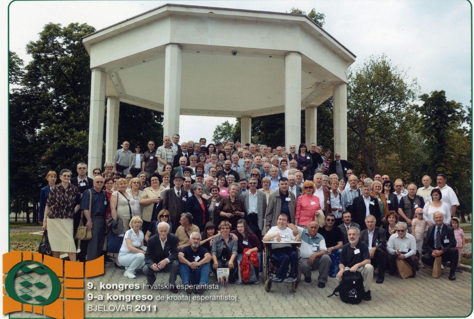 Esperantisti Bjelovara
