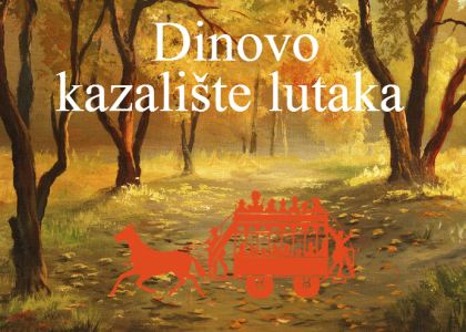 Children from Trogir and Split visit Dino's Puppet Theatre