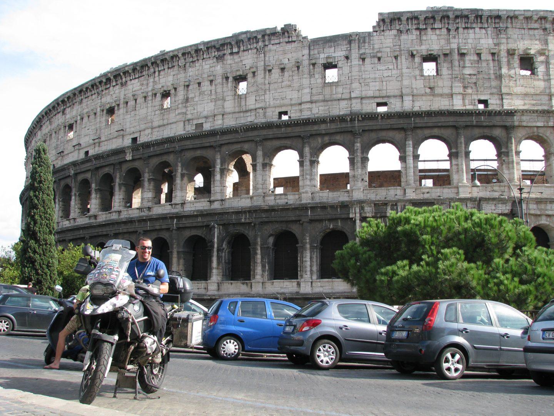 Kroz Italiju do Tunisa
