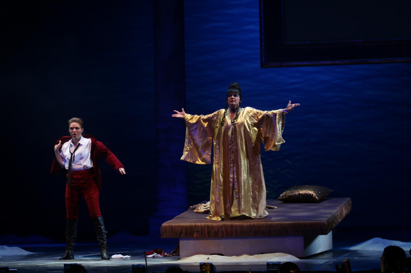 Julije Cezar na riječkoj opernoj sceni