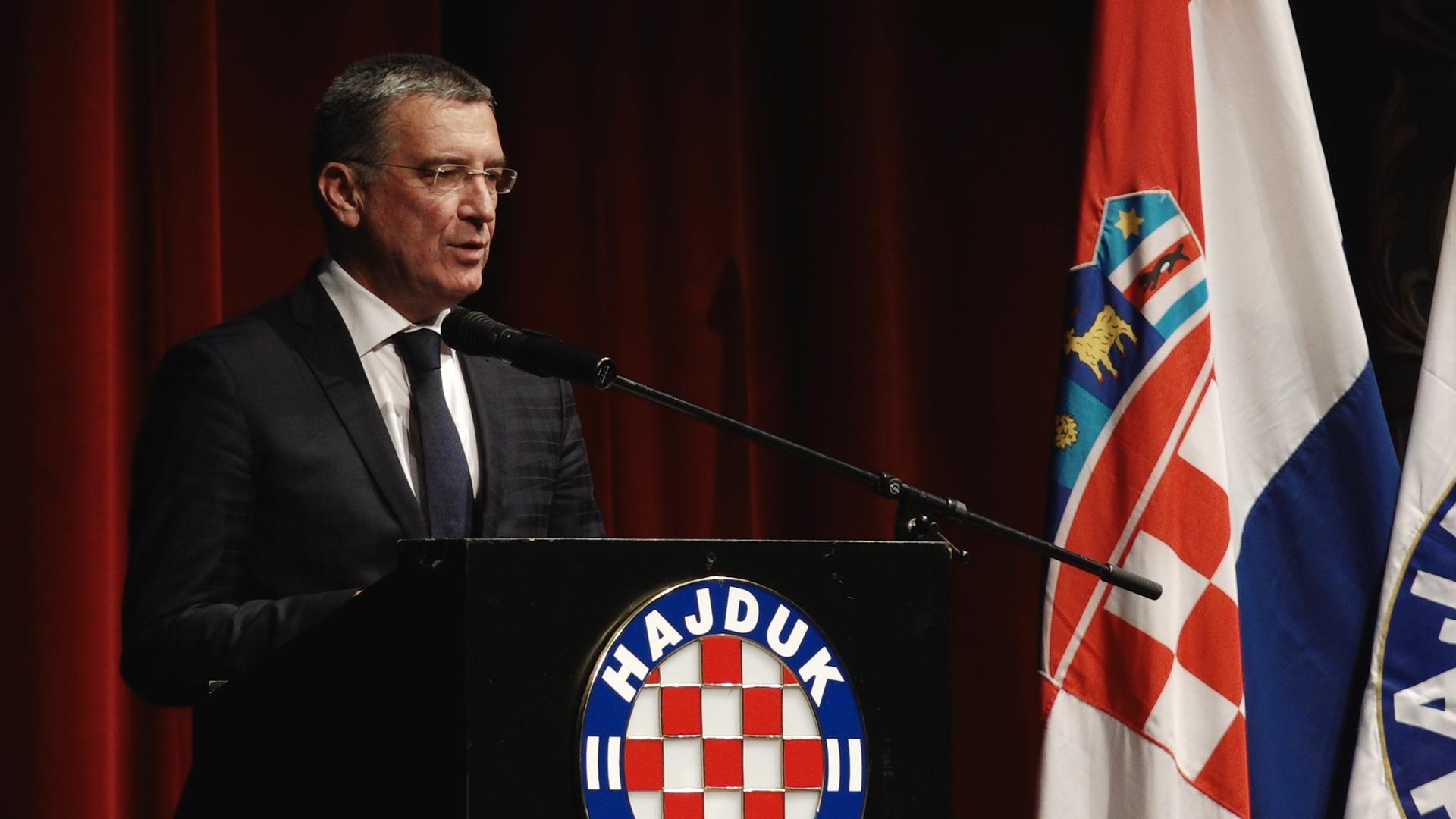 Gradonačelnik i župan čestitali Hajduku na velikoj obljetnici