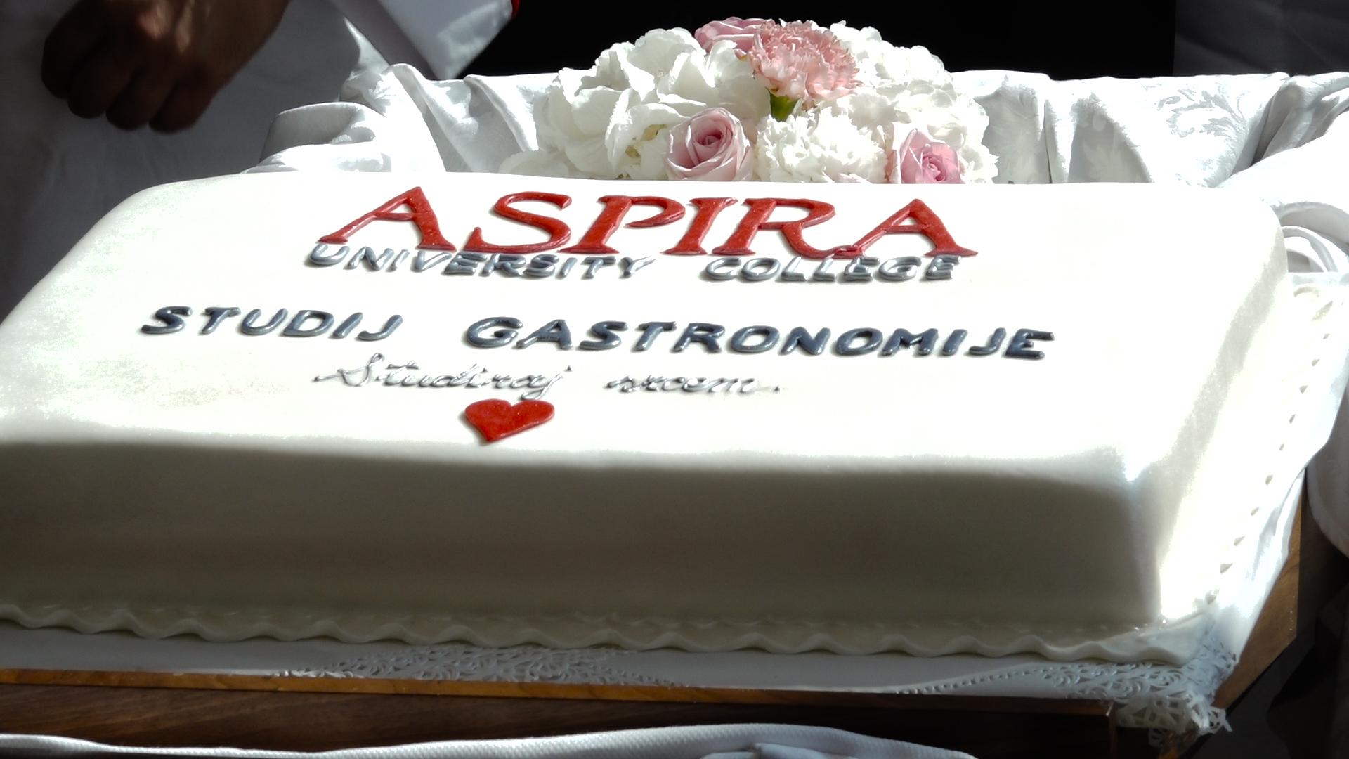 Aspirin prezentacijski show s dvostrukim nositeljem Michelinove zvjezdice u Dioklecijanovim podrumima
