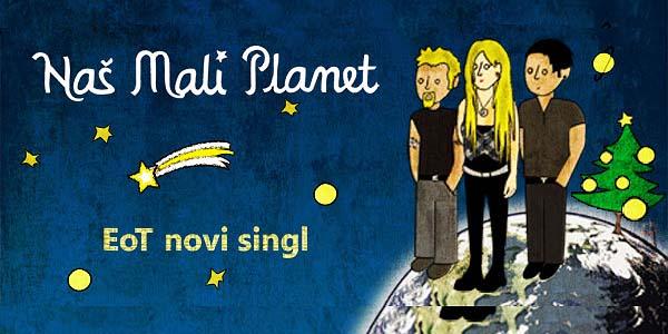 Drugačija božićna pjesma: EoT - Naš mali planet