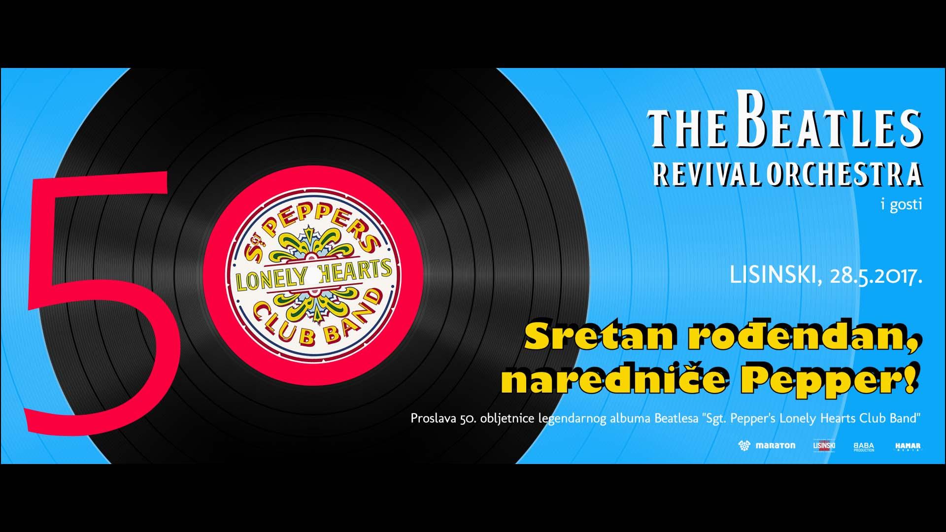 Hrvatska slavi veliki jubilej Beatlesa !