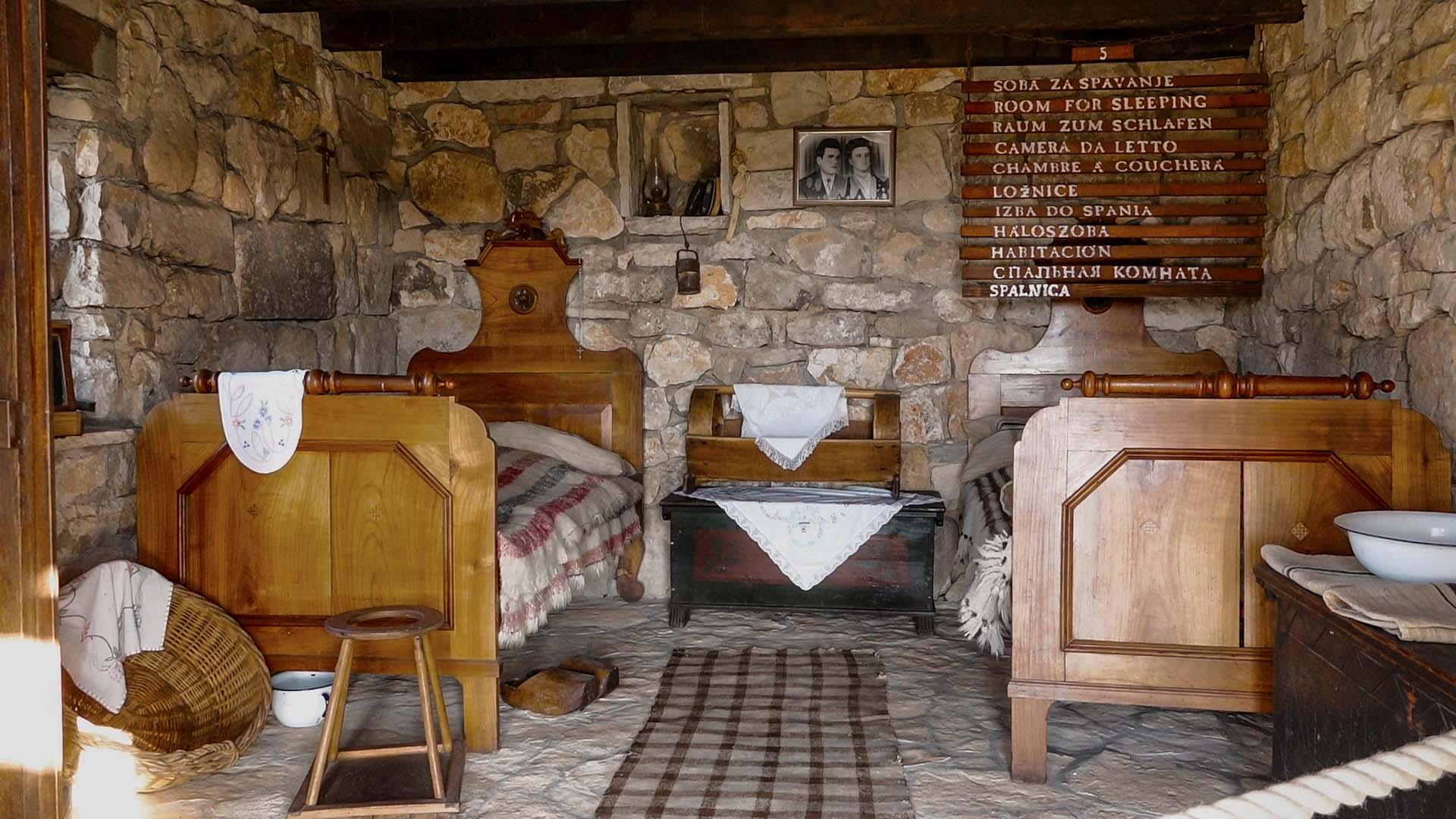 Tradicionalna Dalmacija u Pakovom Selu