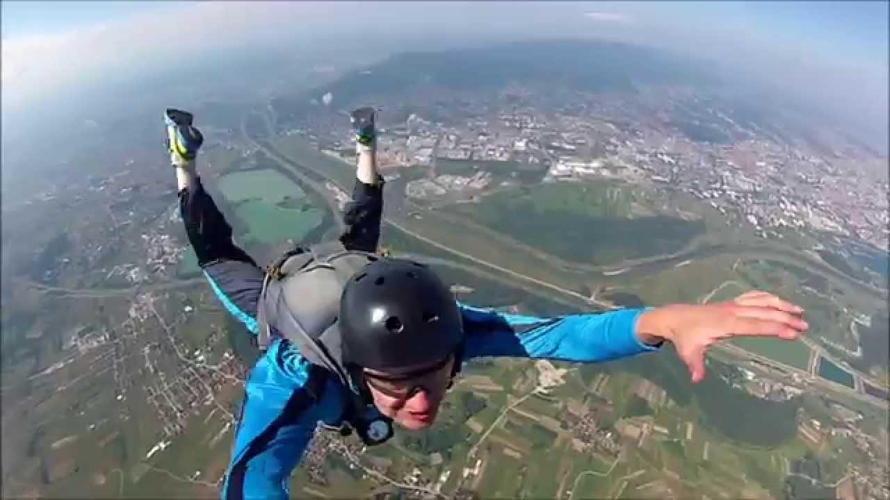 Želite biti padobranac, evo prilike za vas