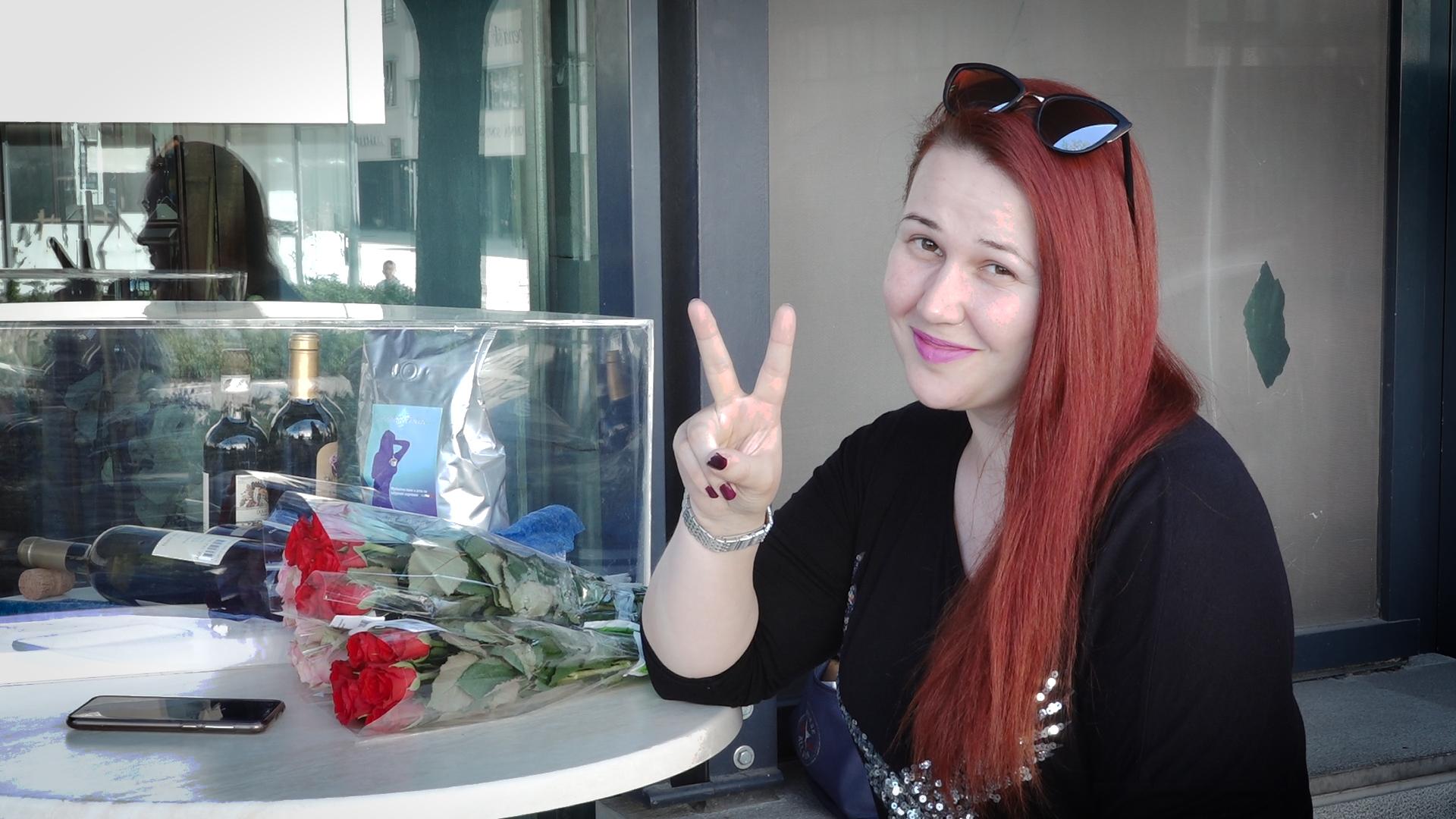 Simaptina Ruža Janjiš božanskog glasa posjetila Split
