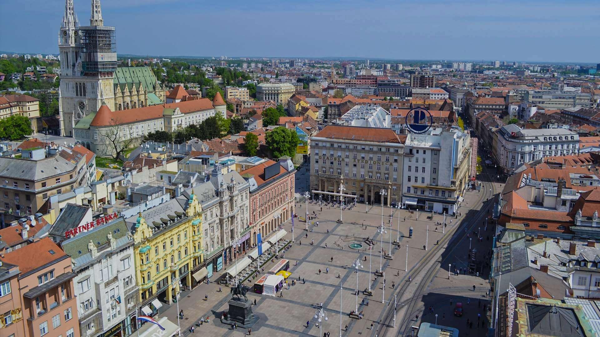 Prošle godine u travnju, u Zagrebu 115.000 turista. Ove 1205. Može li turizam preživjeti koronu i potres?