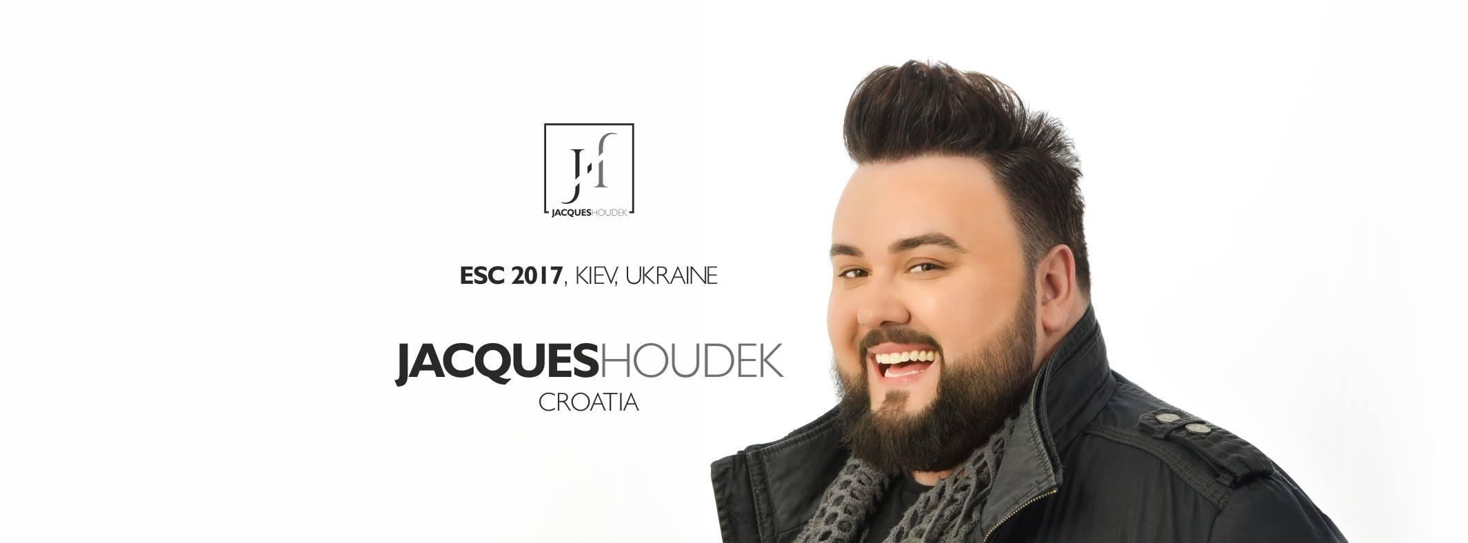 Jacques Houdek predstavlja RH na natjecanju za pjesmu Eurovizije u Ukrajini