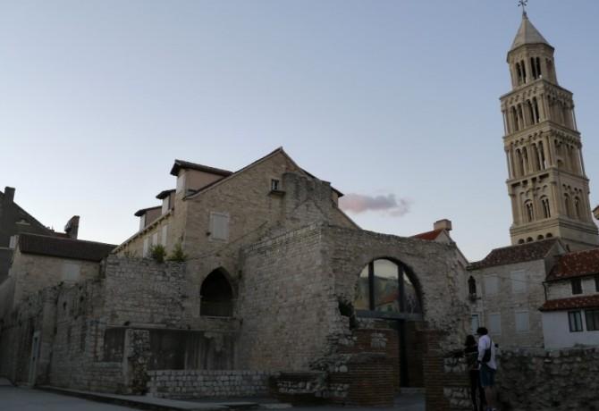 Dioklecijanova palača – nacionalno i svjetsko dobro