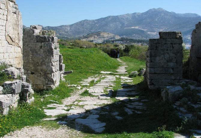 Putevima rimskih cesta u Dalmaciji