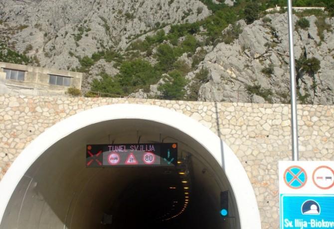 Tunel Sveti Ilija –  poveznica mora i kopna