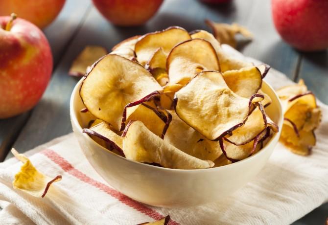 Say hello to healthy snacks