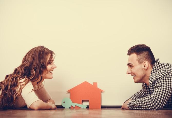 Uređenje doma u dvoje – ONA vs. ON
