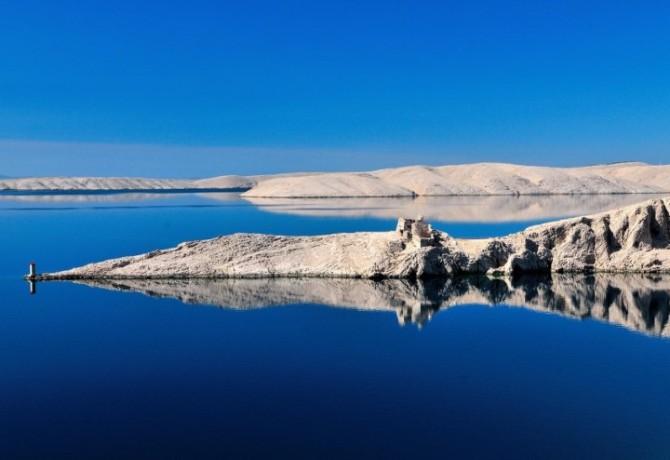Umjetnost branja morske soli u Pagu i Ninu