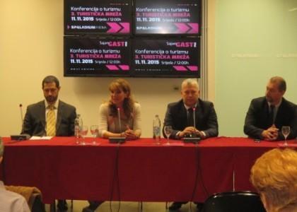 Ž. Garača otvorio GAST: S kvalitetnim turizmom sigurni u budućnost