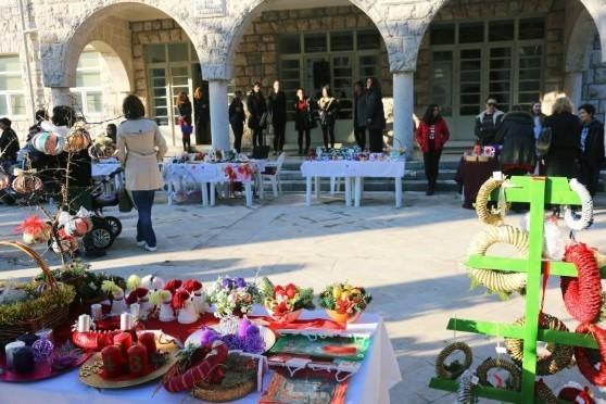 Splita Riva- Božićni sajam, dođite u grad blagdanskog raspoloženja u i božićnim blagdanima i Novoj godini.