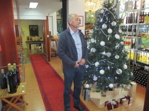 Dođite u Božićni grad Makarske