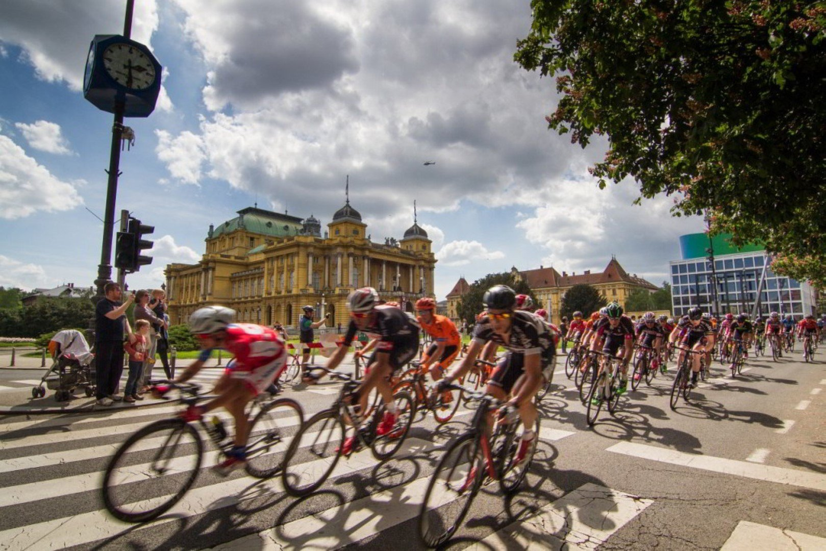 Tour of Croatia: Druga etapa skraćena zbog lošeg vremena
