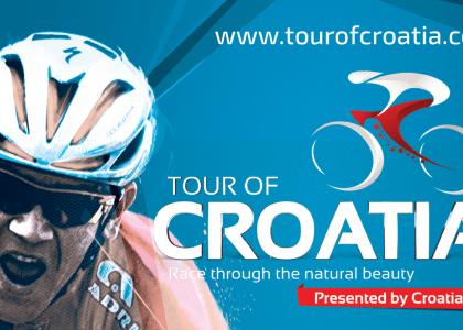 """Najbolji biciklisti svijeta na """"Tour of Croatia"""""""