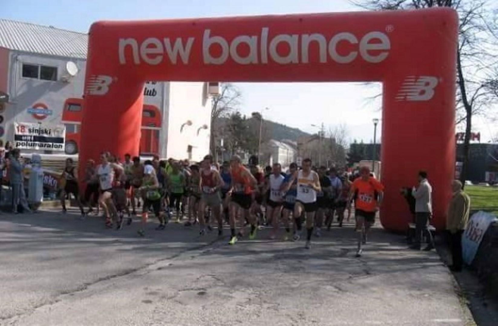 U nedjelju 20. Sinjski running gate polumaraton