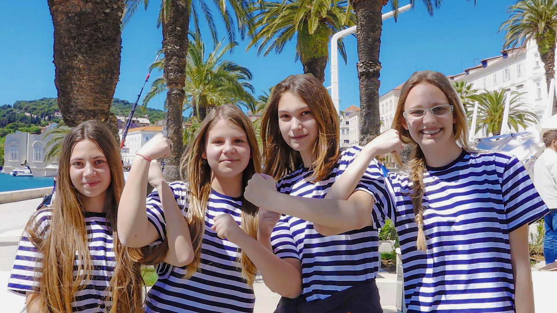 Zadar djecje klape na festivalu naslovna