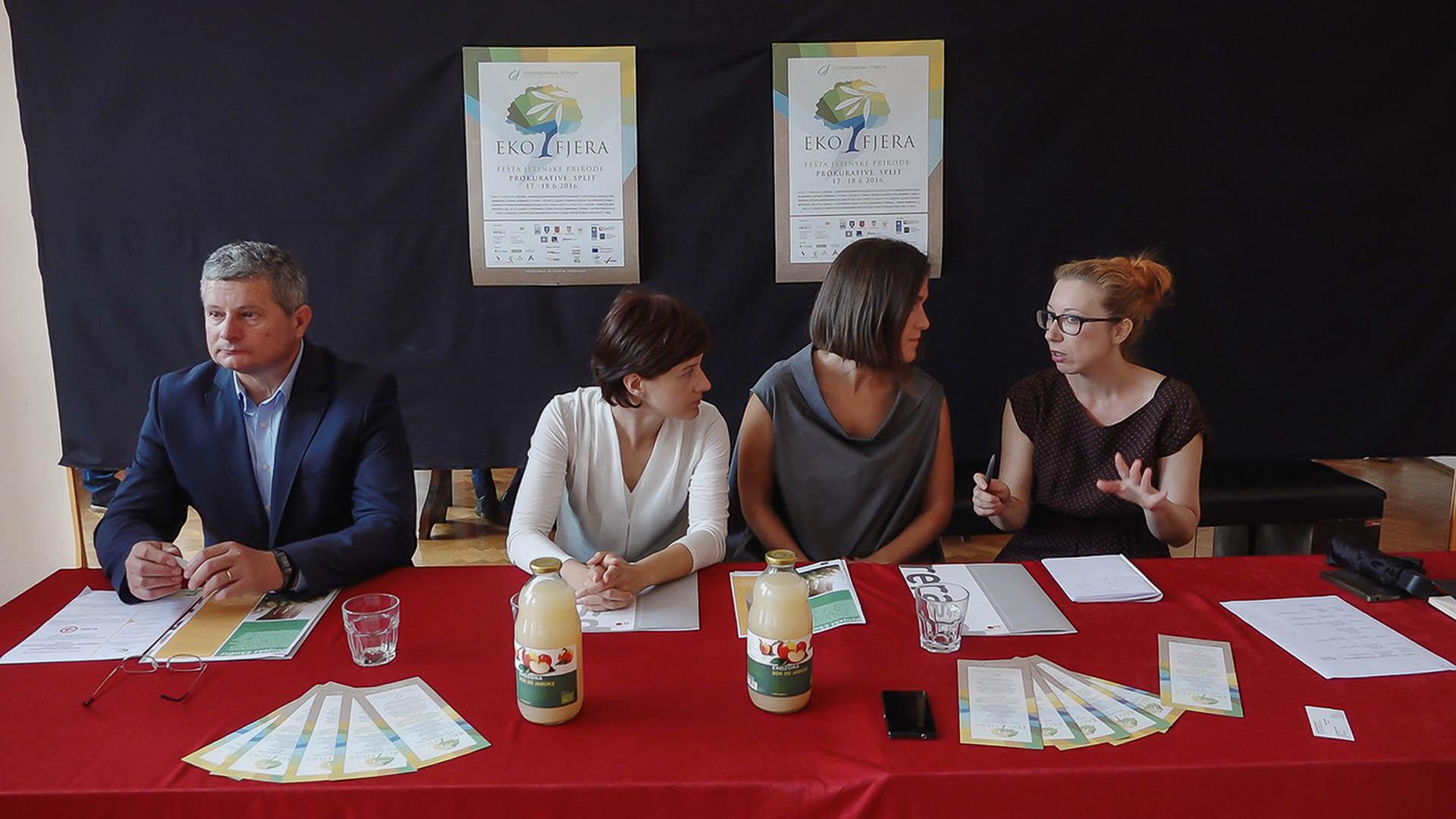 Konferencija za medije povodom sajma EkoFjera 2017.