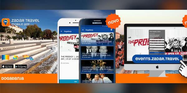 Zadar travel app