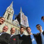 Korizmeni koncert klape Žrnovnica u crkvi sv. Franje u Imotskom